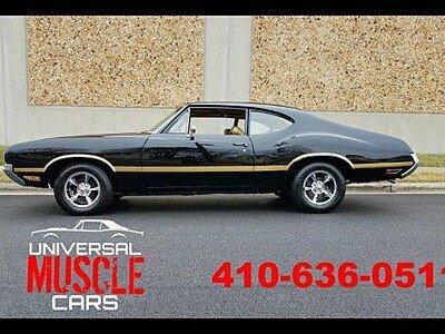 1970 Oldsmobile Cutlass for sale 100963070