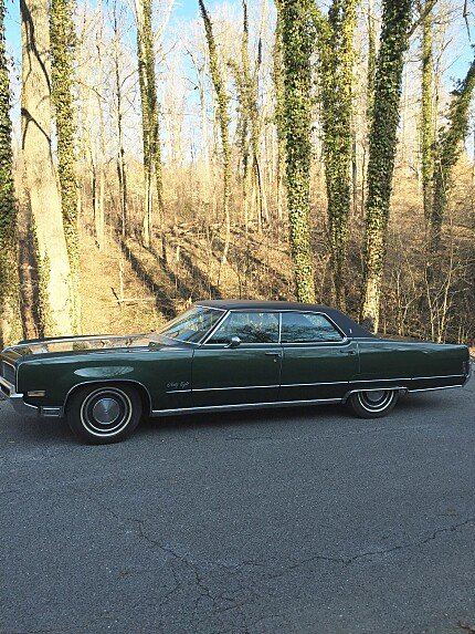 1970 Oldsmobile Ninety-Eight for sale 100844560