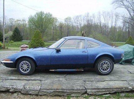 1970 Opel GT for sale 100824938