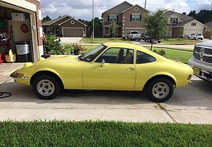 1970 Opel GT for sale 100819202
