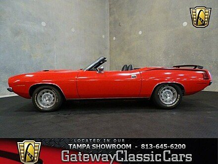 1970 Plymouth Barracuda for sale 100746284