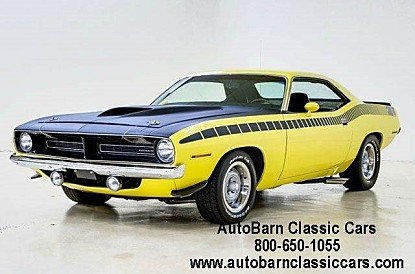 1970 Plymouth Barracuda for sale 100771494