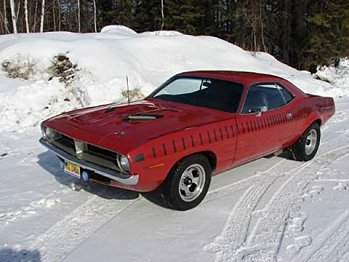 1970 Plymouth Barracuda for sale 100841107