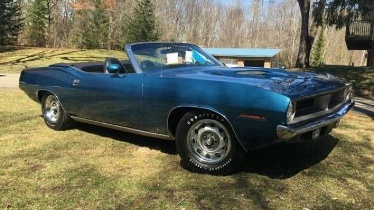 1970 Plymouth Barracuda for sale 100871567