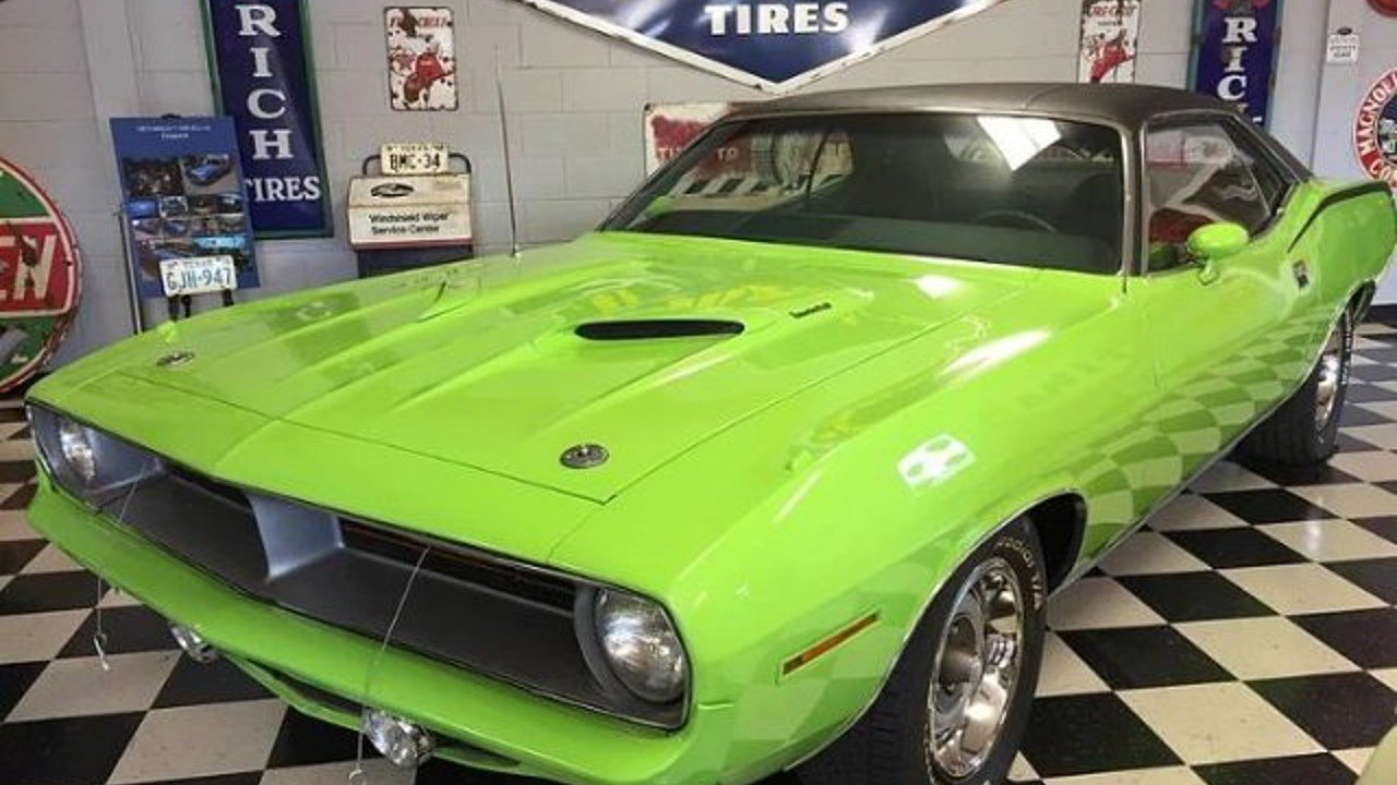 1970 Plymouth Barracuda for sale 100905254