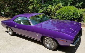 1970 Plymouth Barracuda for sale 100874761