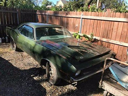 1970 Plymouth Barracuda for sale 100931372