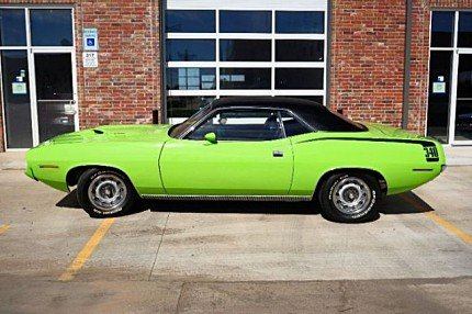 1970 Plymouth Barracuda for sale 100957110