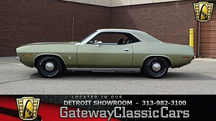1970 Plymouth Barracuda for sale 100963963