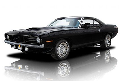 1970 Plymouth Barracuda for sale 100988290