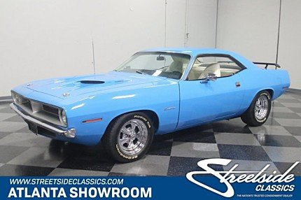 1970 Plymouth Barracuda for sale 100997871