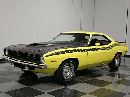 1970 Plymouth CUDA for sale 100760479
