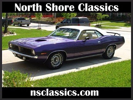 1970 Plymouth CUDA for sale 100842298