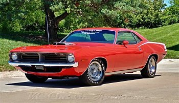 1970 Plymouth CUDA for sale 100761238