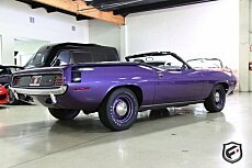 1970 Plymouth CUDA for sale 100830924