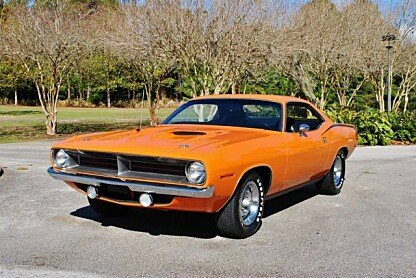 1970 Plymouth CUDA for sale 100844510