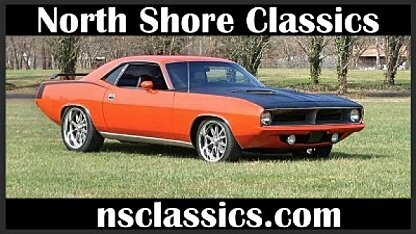 1970 Plymouth CUDA for sale 100850432