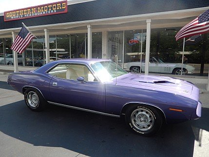 1970 Plymouth CUDA for sale 100895537