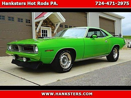 1970 Plymouth CUDA for sale 100912238