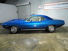 1970 Plymouth CUDA for sale 100925685