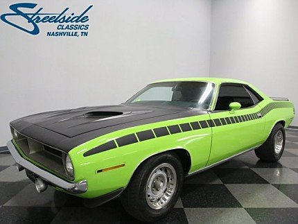 1970 Plymouth CUDA for sale 100946166