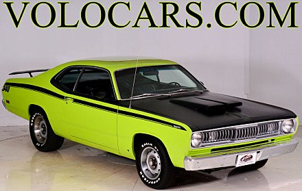 1970 Plymouth Duster for sale 100752651
