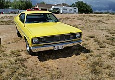 1970 Plymouth Duster for sale 100792095