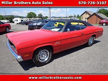 1970 Plymouth Duster for sale 100895526