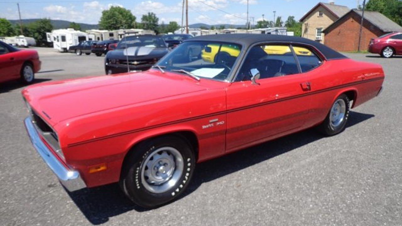 Plymouth Duster Classics for Sale - Classics on Autotrader