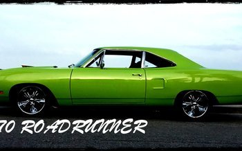 1970 Plymouth Roadrunner for sale 100866015
