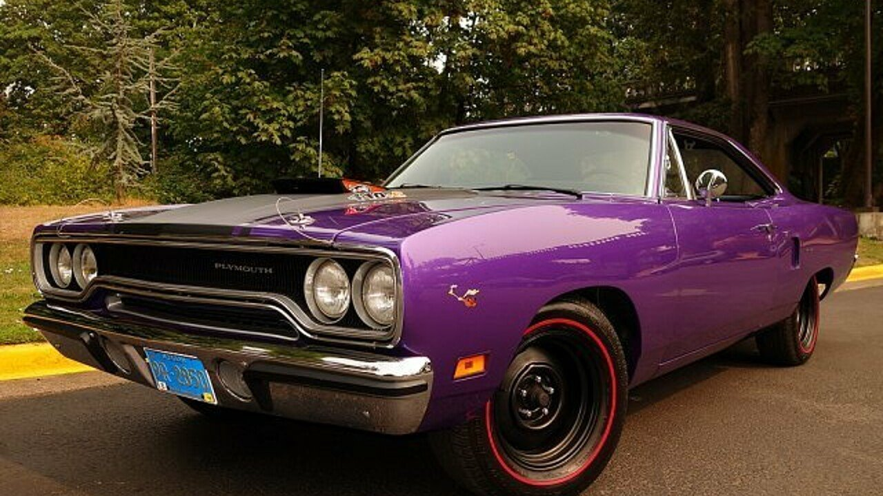1970 Plymouth Roadrunner for sale 101018946