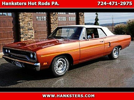 1970 Plymouth Roadrunner for sale 100928731