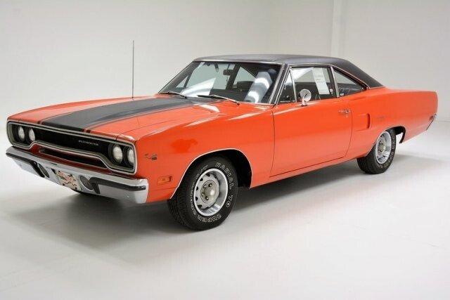 1970 plymouth roadrunner value