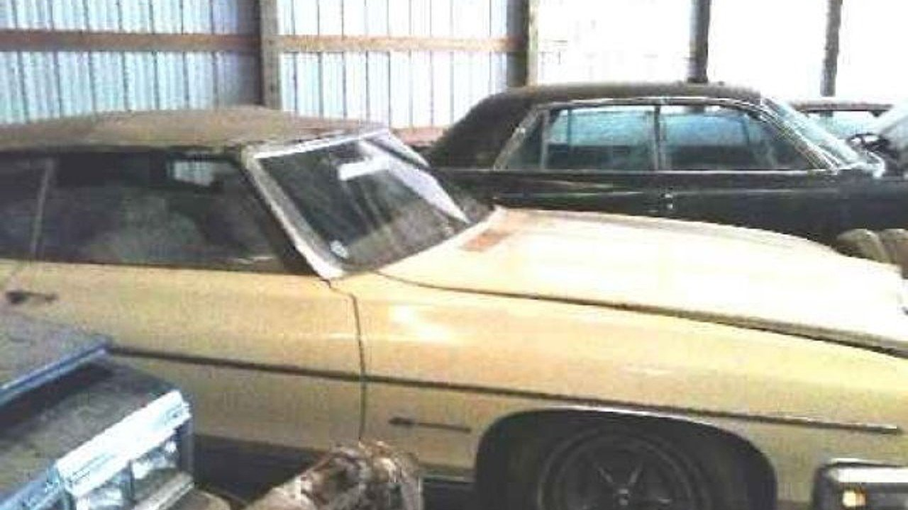 1970 Pontiac Bonneville for sale 100884038