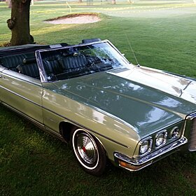 1970 Pontiac Bonneville for sale 100871840