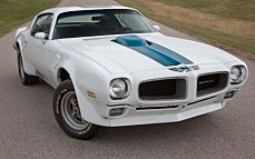 1970 Pontiac Firebird for sale 100974452
