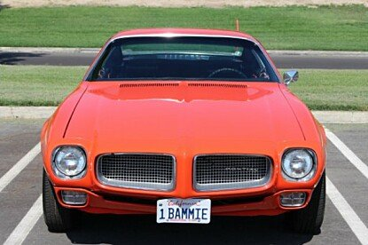 1970 Pontiac Firebird for sale 101005996