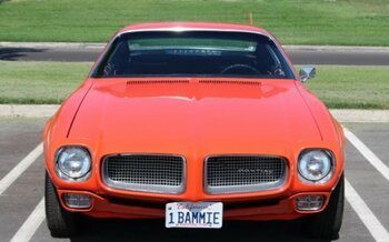 1970 Pontiac Firebird for sale 101005996