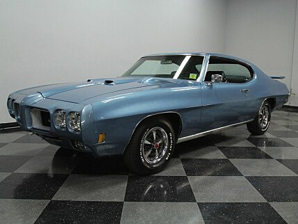 1970 Pontiac GTO for sale 100743217