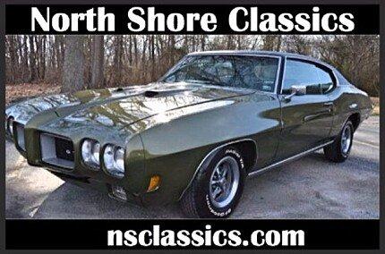 1970 Pontiac GTO for sale 100840734