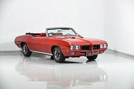 1970 Pontiac GTO for sale 100846685