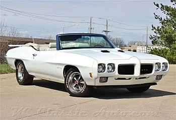 1970 Pontiac GTO for sale 100760812