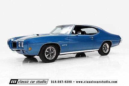 1970 Pontiac GTO for sale 100904145