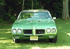 1970 Pontiac GTO for sale 100849467