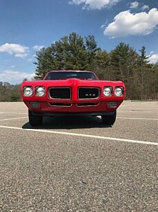1970 Pontiac GTO for sale 100868944