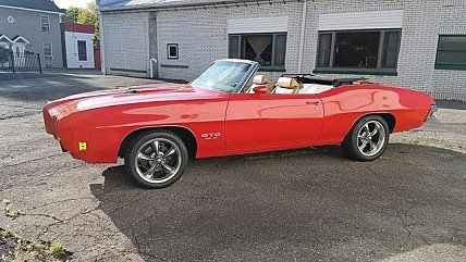 1970 Pontiac GTO for sale 100880301