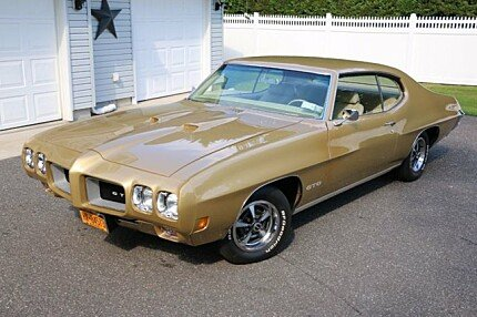 1970 Pontiac GTO for sale 100886336