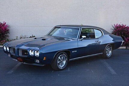 1970 Pontiac GTO for sale 100950849
