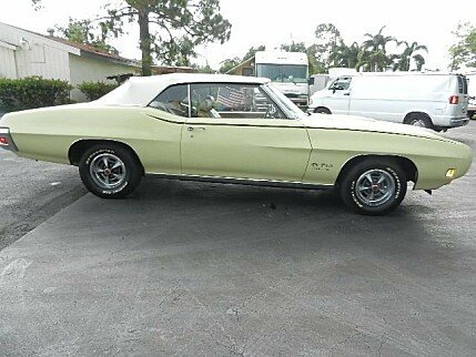 1970 Pontiac GTO for sale 100957107
