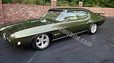 1970 Pontiac GTO for sale 100960109